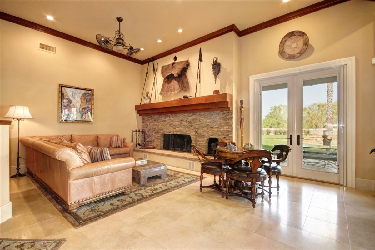Luxury homes secluded mission style home on 13-plus acres