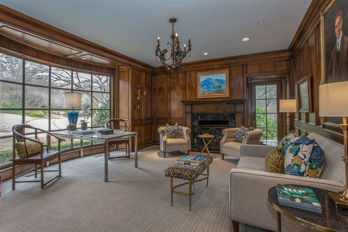 classic traditional in westover hills luxury properties