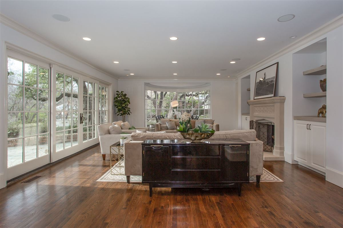 classic traditional in westover hills luxury homes