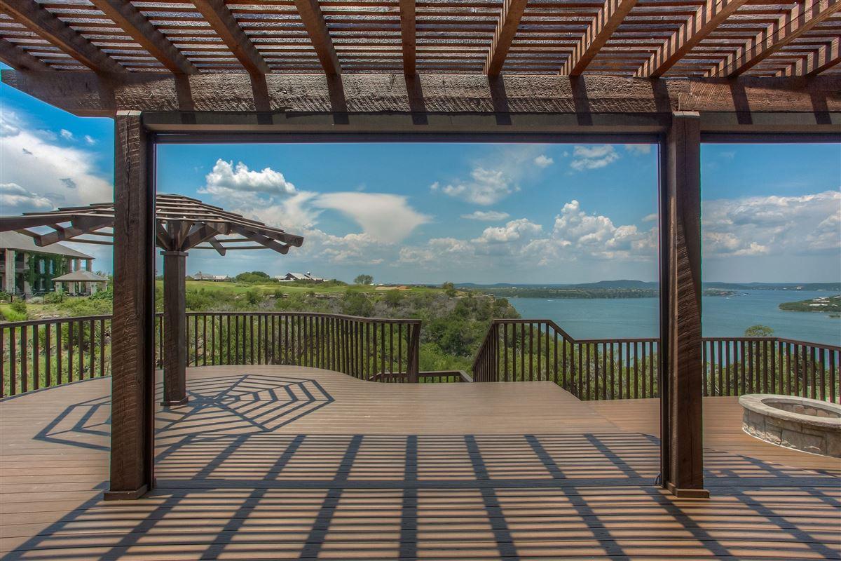 spacious jewel in possum kingdom lake luxury real estate