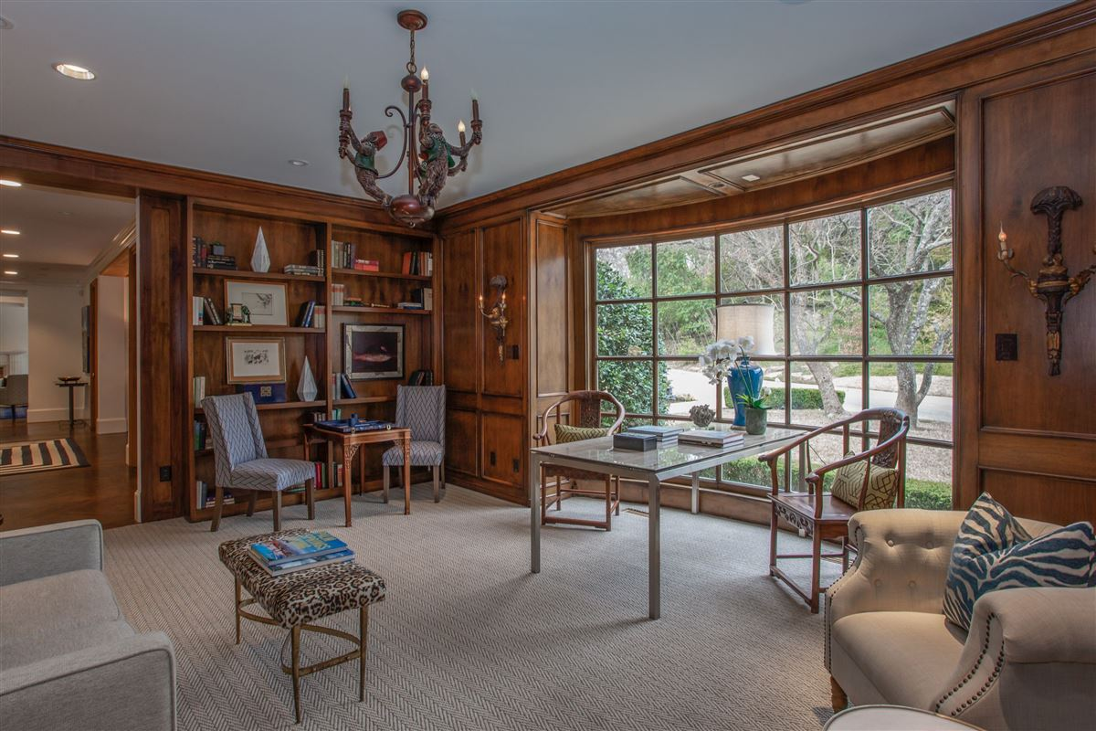 traditional home in the heart of Westover Hills mansions