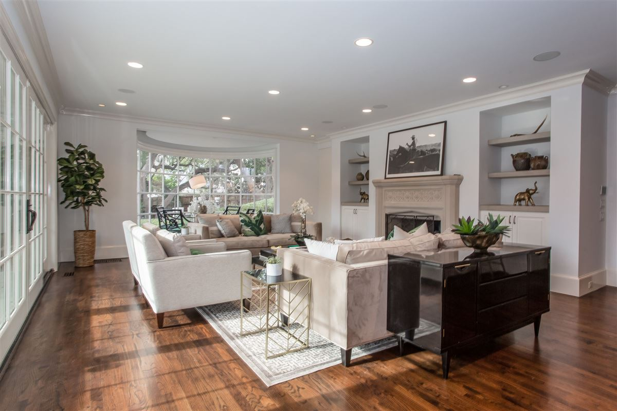 Luxury real estate  traditional home in the heart of Westover Hills