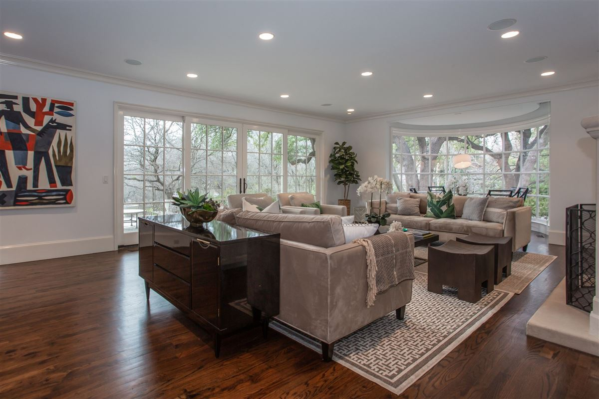 Luxury properties  traditional home in the heart of Westover Hills