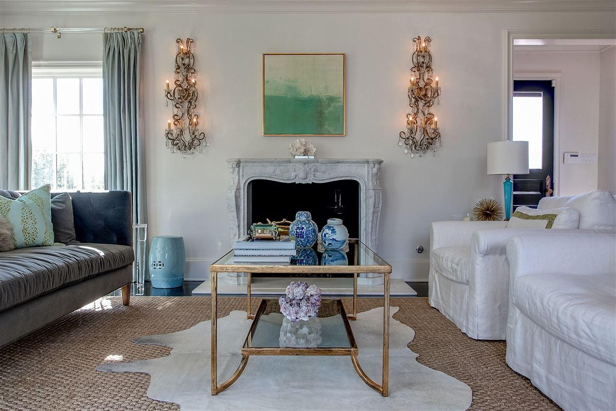 Stunning, English Tudor home  luxury real estate