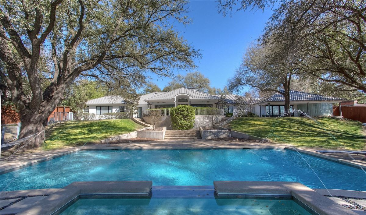 Fabulous Bluff View Lot In Fort Worth