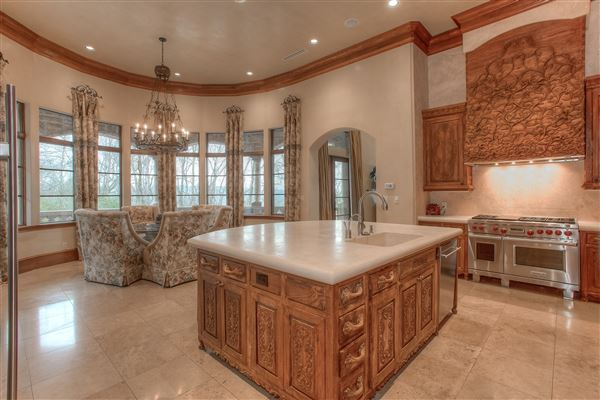 Luxury real estate exquisite and private home
