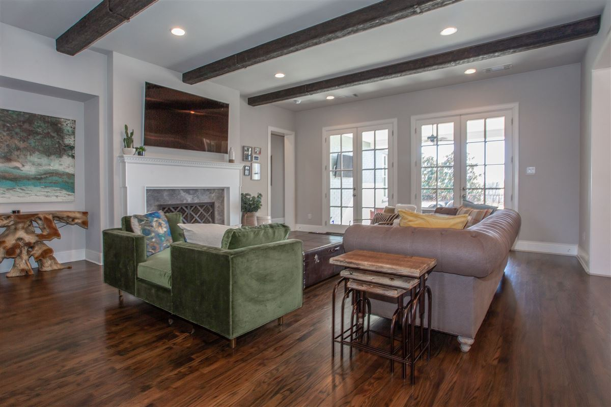 Stunning Fort Worth Colonial Revival luxury real estate