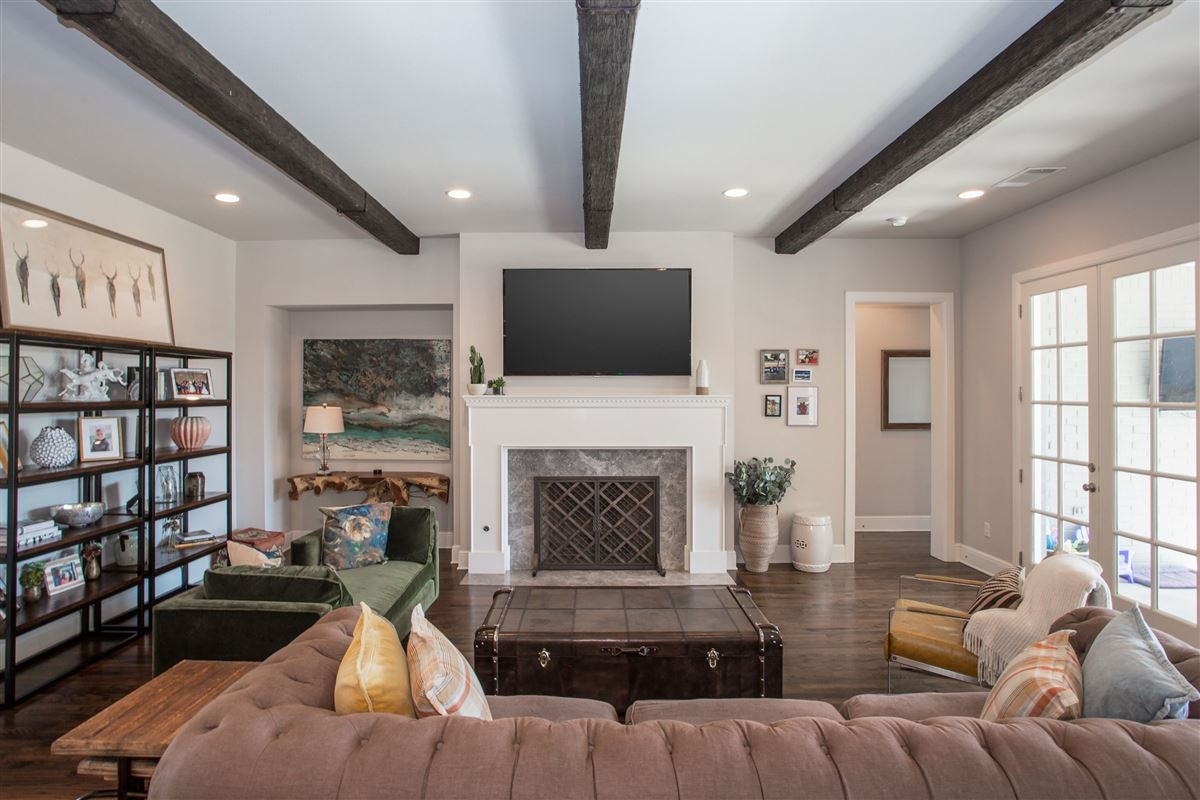 Luxury properties Stunning Fort Worth Colonial Revival