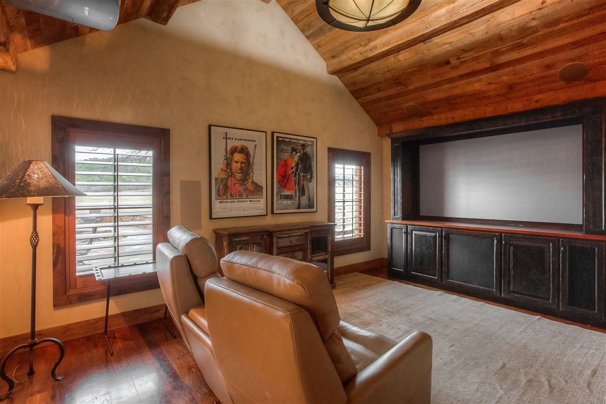Luxury properties flying a ranch