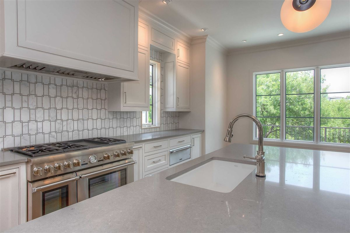Beautiful new construction in gated Westover Square mansions