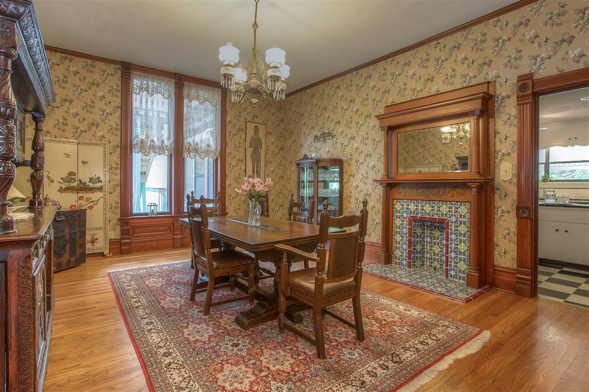 Queen Anne style Victorian painted lady luxury properties
