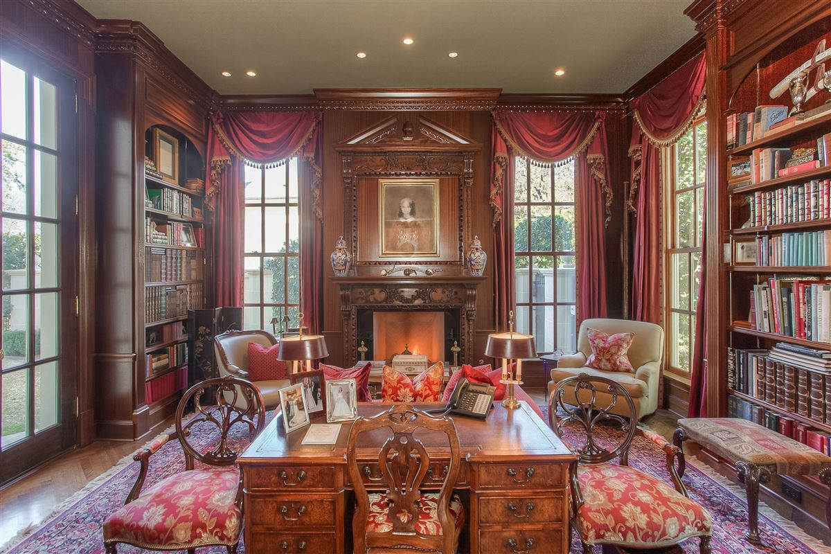 Luxury real estate timeless design with exceptional quality and details
