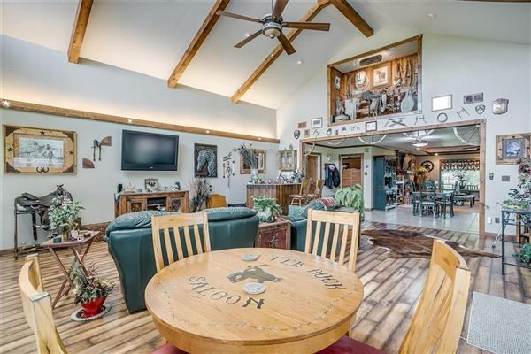 Luxury homes fantastic horse property