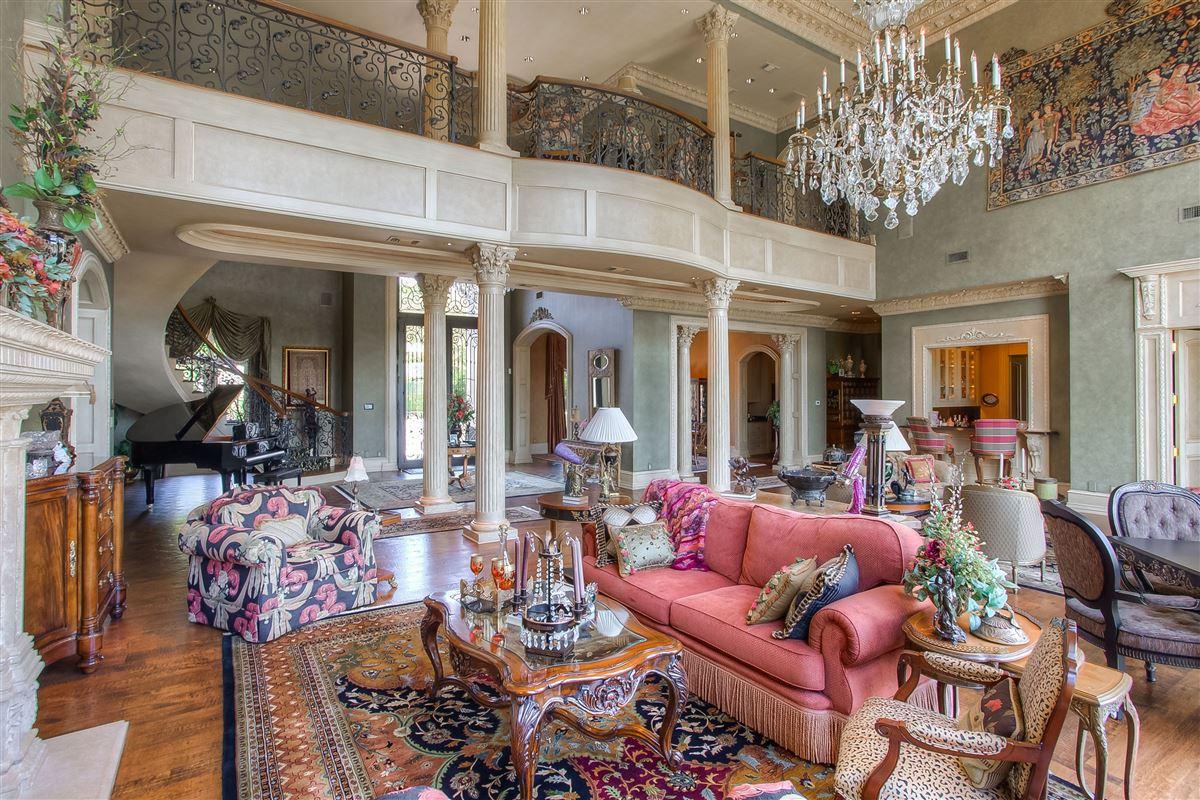magnificent estate on sought after Overton Crest mansions