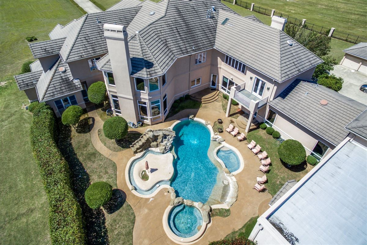 Luxury real estate grand desoto residence
