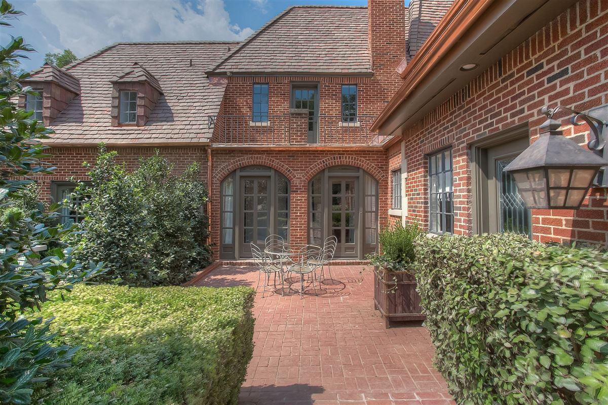 Luxury real estate Beautiful traditional Tudor with impeccable detail