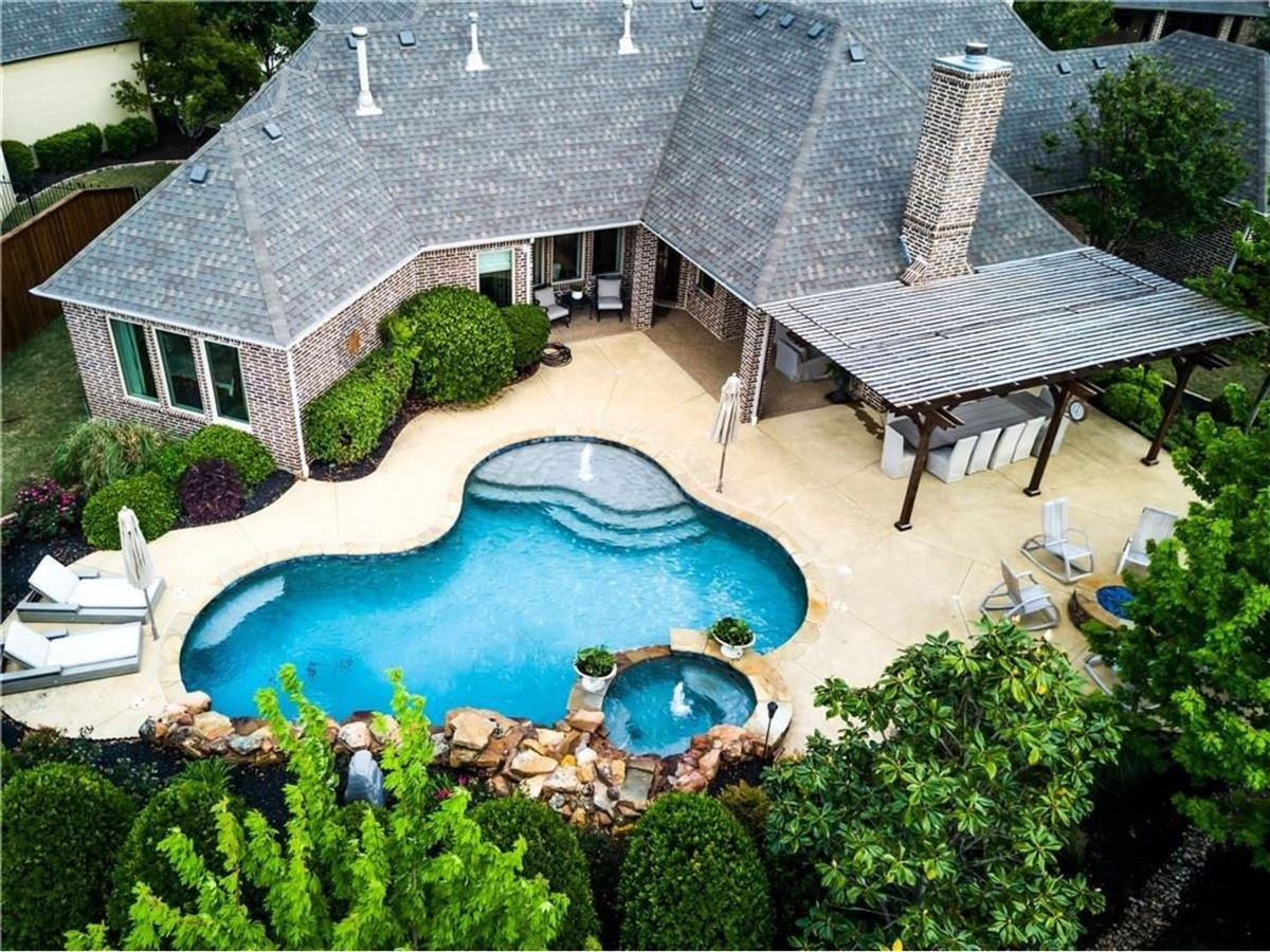 Luxury real estate custom home Maintained for excellence and ready to go