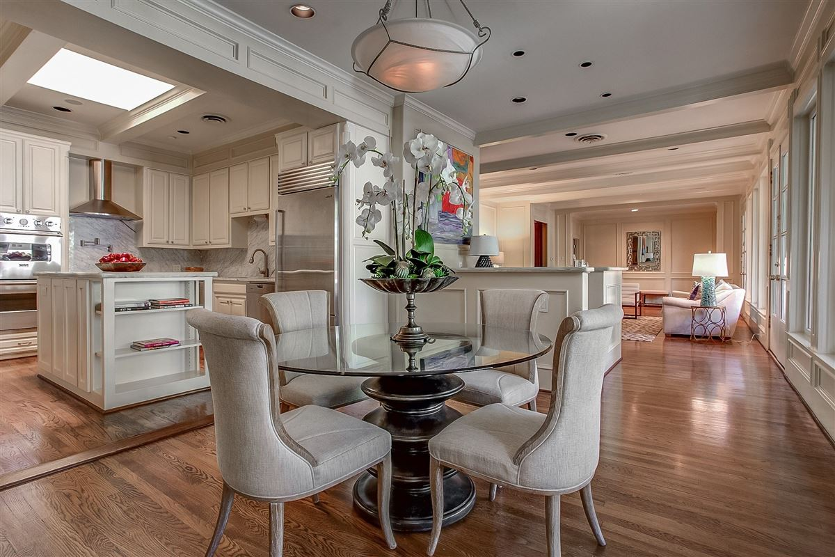 Luxury homes in Classic Westover Hills traditional on a beautiful lot