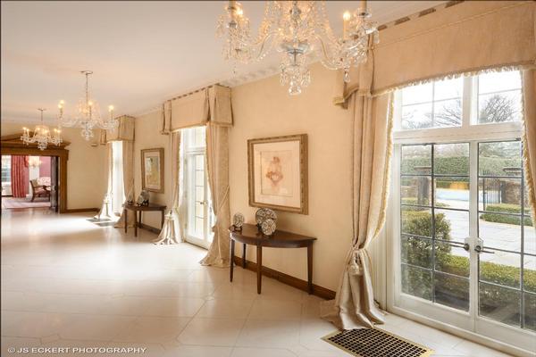 Country Club Living luxury homes