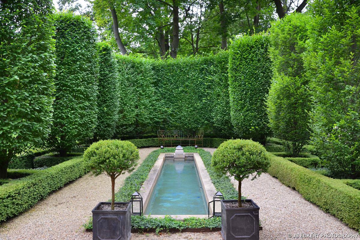 Luxury homes David Adler Masterpiece