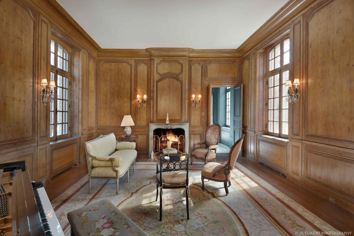 Luxury real estate David Adler Masterpiece