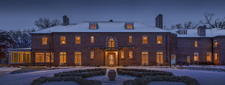 Luxury homes Howard Van Doren Shaw Estate
