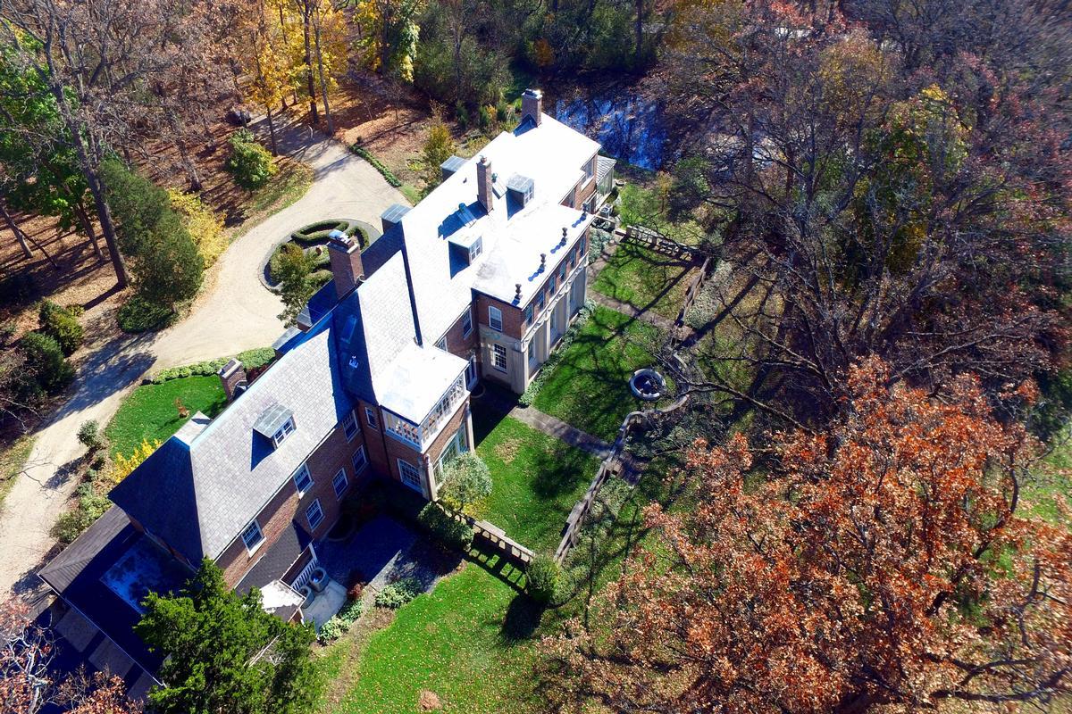 Mansions Howard Van Doren Shaw Estate