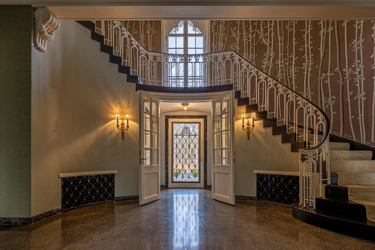 Howard Van Doren Shaw Estate luxury homes