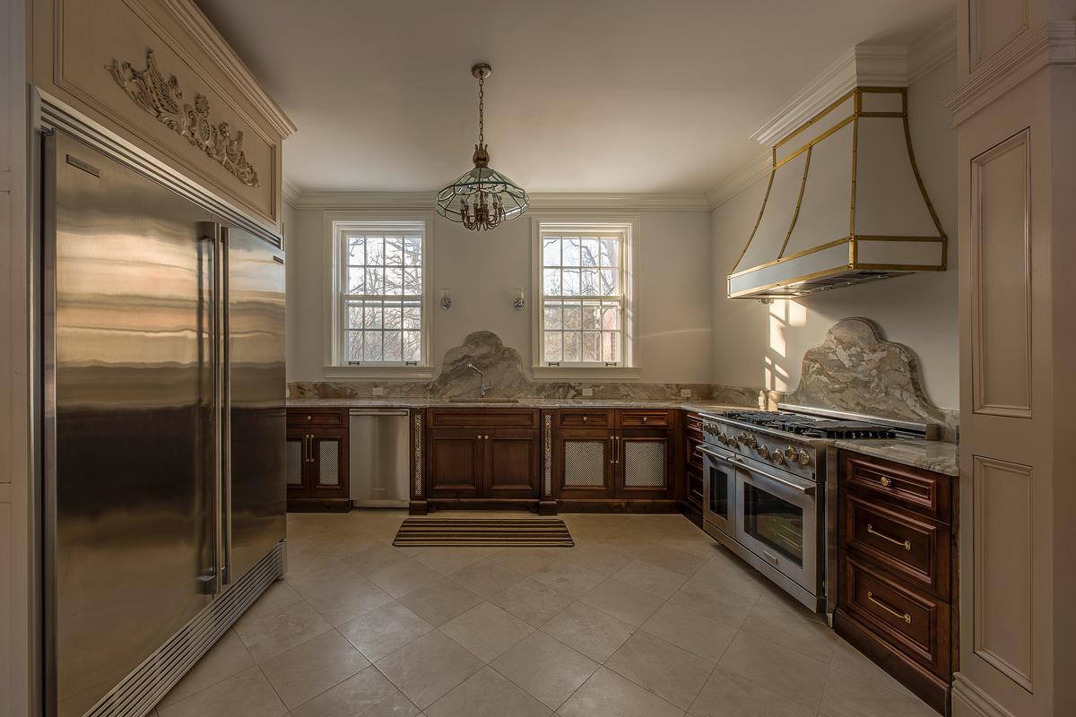 Howard Van Doren Shaw Estate mansions