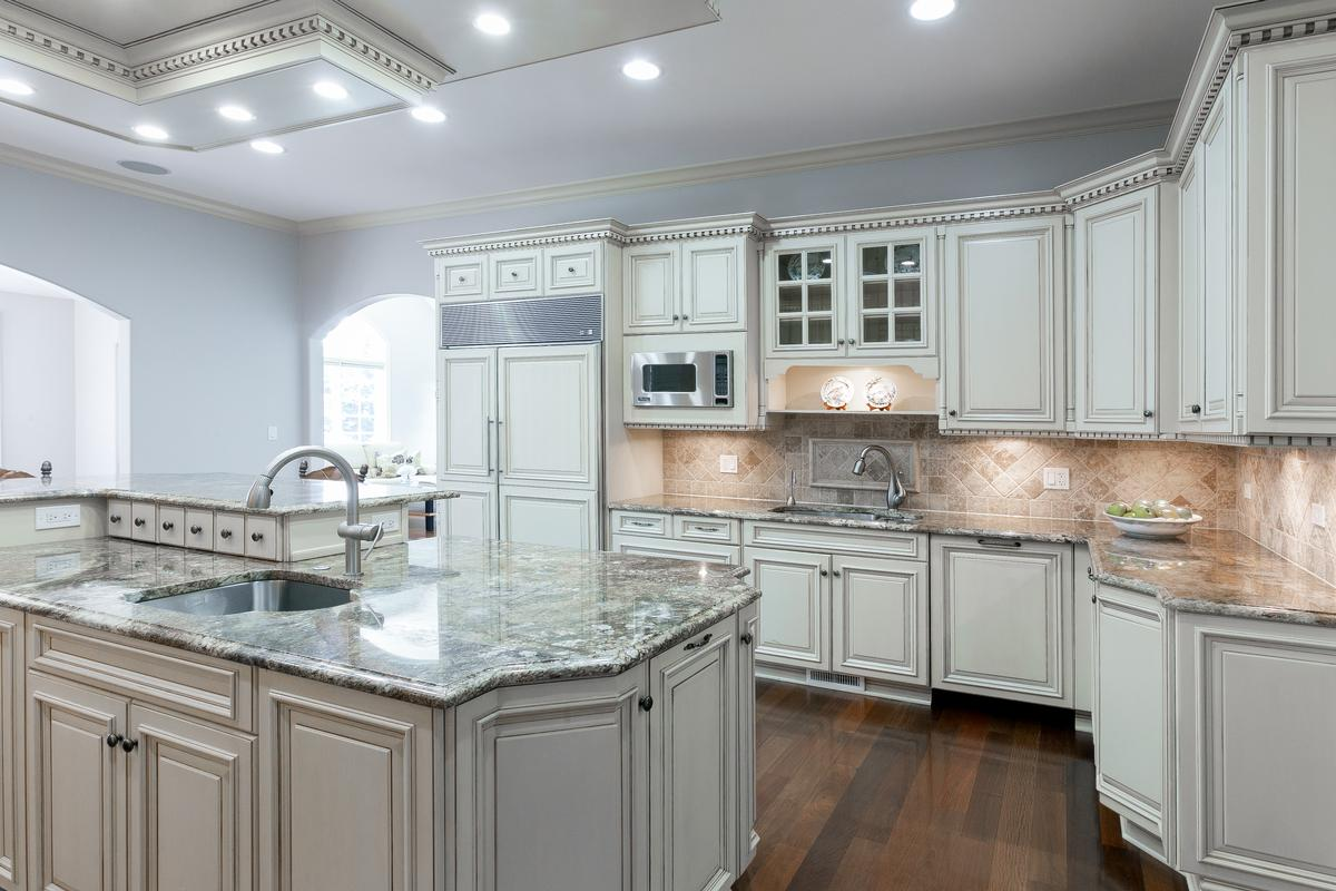 Mansions in Custom home in Conway Farms