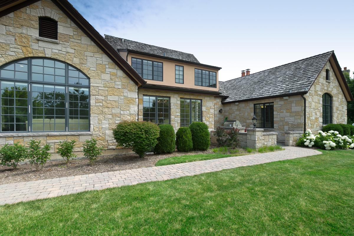 Custom home in Conway Farms luxury real estate