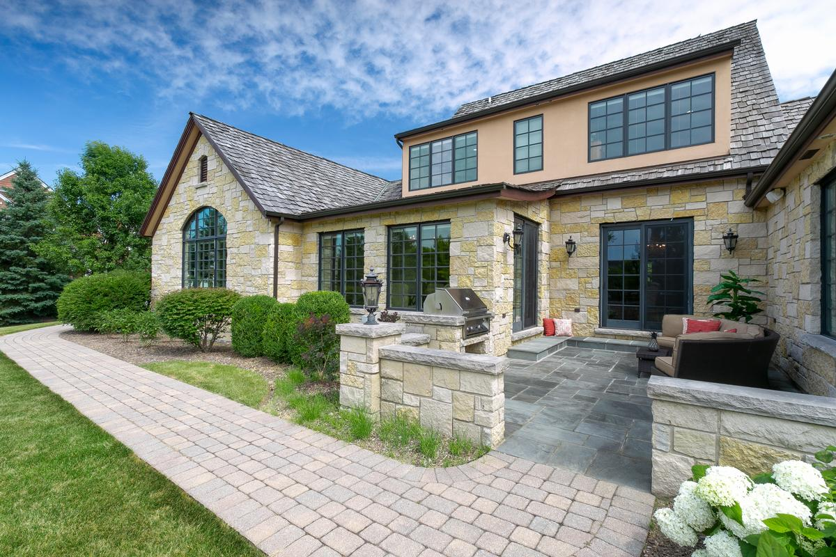 Luxury real estate Custom home in Conway Farms