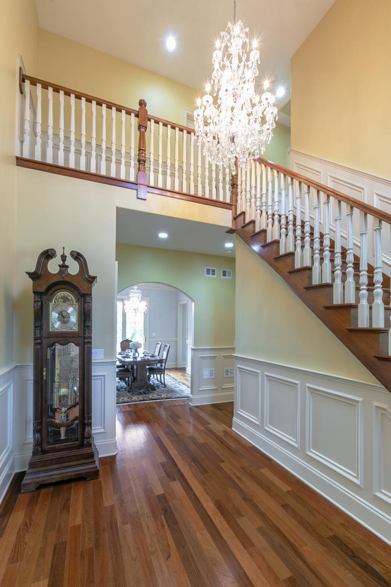 Custom home in Conway Farms luxury homes