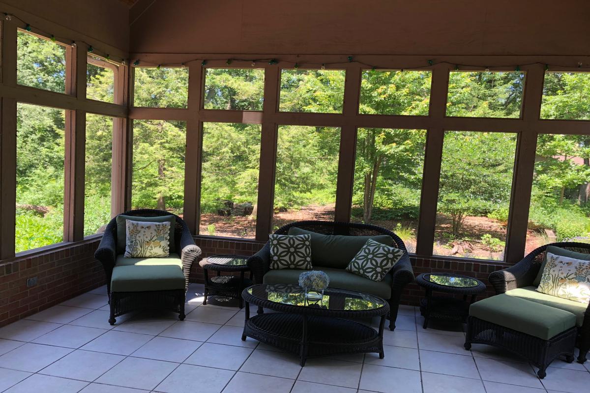 Mansions Elegant Lake Bluff Home