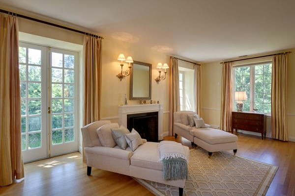 Classic stone French Manor Home luxury properties
