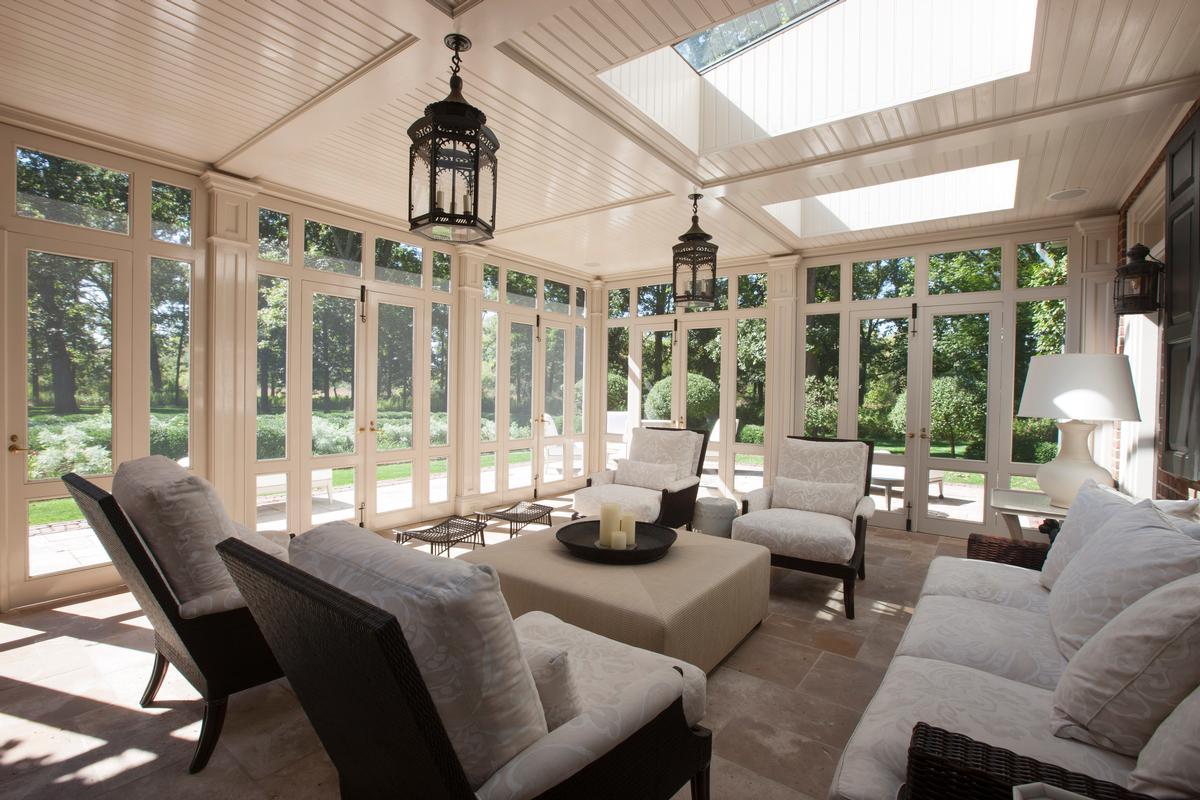 Luxury homes NOTEWORTHY LAKE FOREST Illinois RESIDENCE