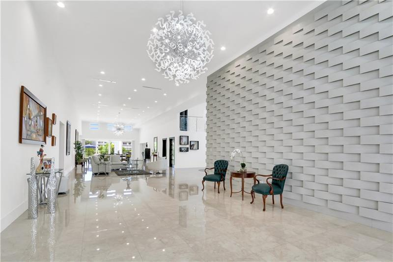 Beautiful Contemporary on intracoastal waterway luxury homes