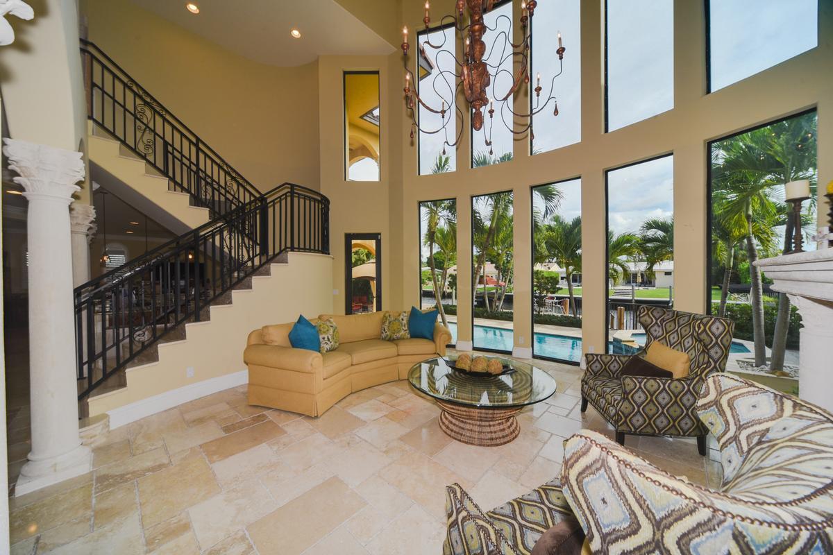 Luxury real estate 3020 NE 56 Court