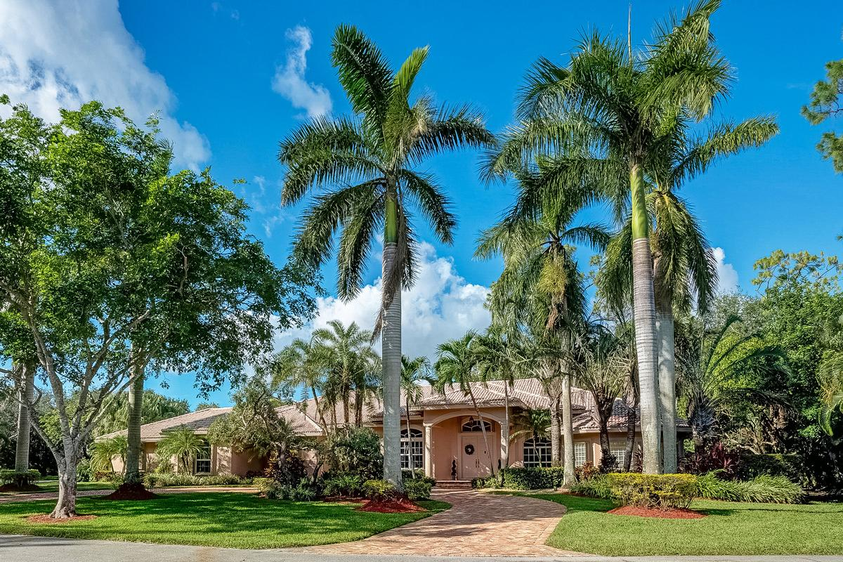 Stunning Coral Springs Beauty Florida Luxury Homes
