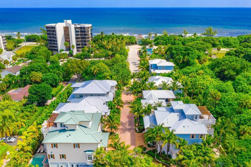 Key West style estate in Lago mar luxury real estate