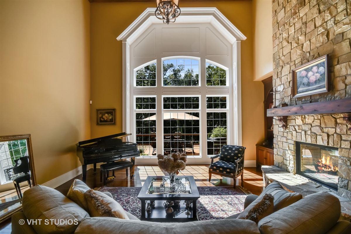 Gorgeous Hillside Manor Home luxury homes