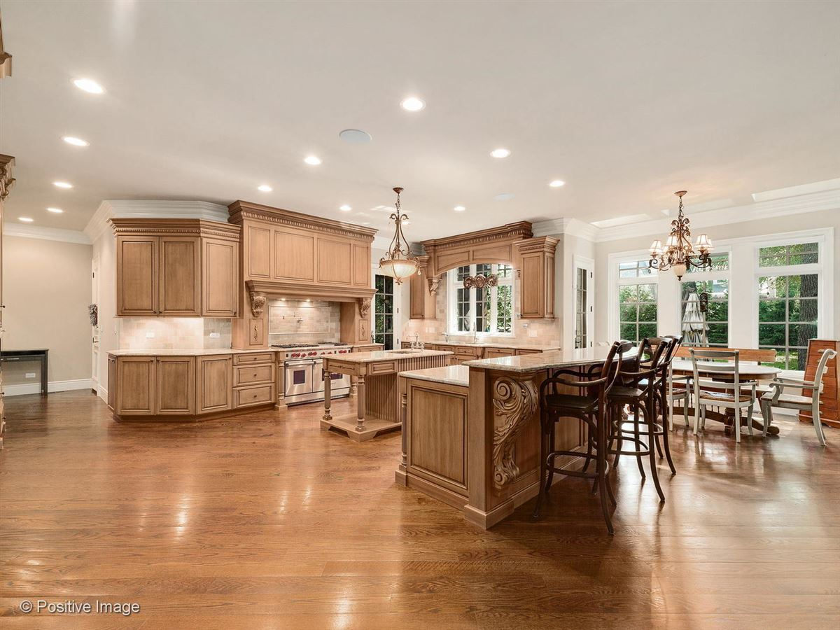 Mansions in Stunning all stone three story home