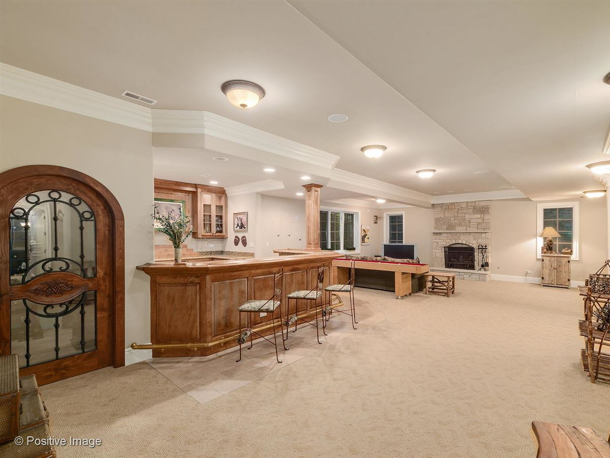 Stunning all stone three story home  luxury real estate