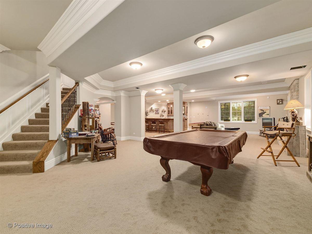 Luxury properties Stunning all stone three story home