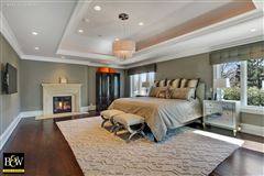 Luxury homes Elegantly remodeled classic home