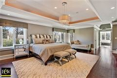 Elegantly remodeled classic home luxury homes