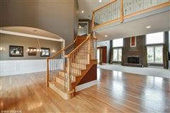 Luxury homes in beautiful custom two-story home in Frankfort