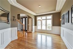 Mansions in beautiful custom two-story home in Frankfort