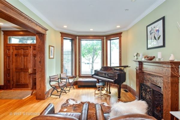 Luxury homes  Fully renovated home with Classic details