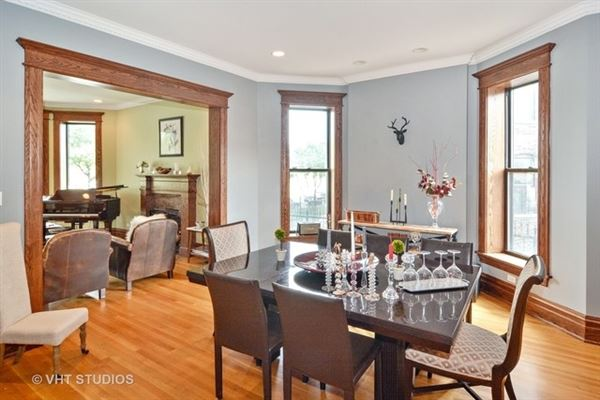 Fully renovated home with Classic details luxury homes
